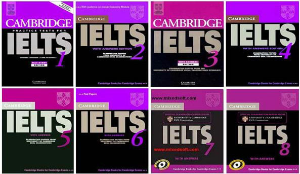 Cambridge IELTS Practice Tests